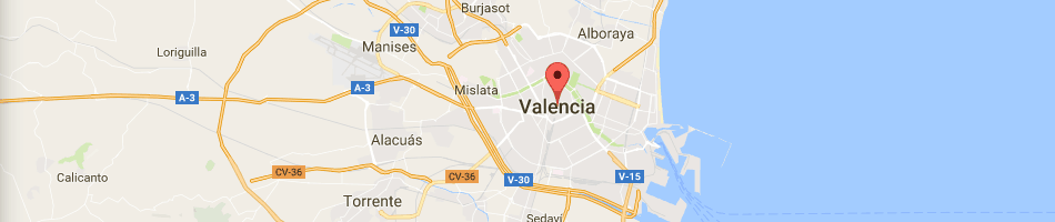 portes economicos madrid valencia